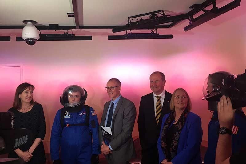 Premier of South Australia announces establishment of Space Industry Centre