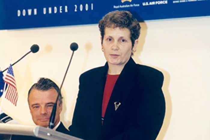 Dr. Jackie Craig