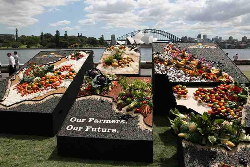 Prime Minister Turnbull supports Digital Agriculture Entrepreneurs