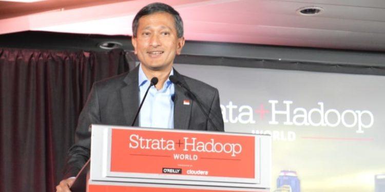 Dr. Vivian Balakrishnan speaks on how data will drive Singapore's Smart Nation vision