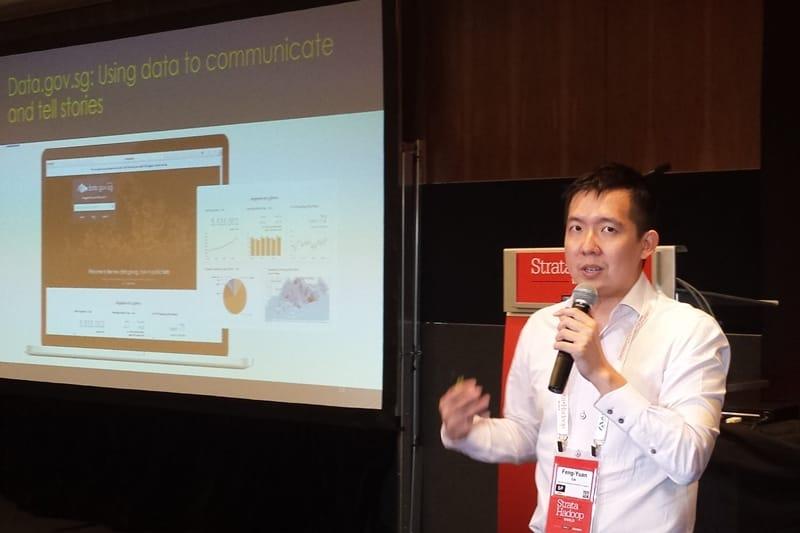 Crowdshared Transit: IDA's Feng-Yuan Liu talks Data Analytics behind Singapore's Beeline app