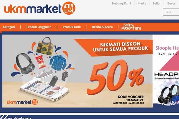 Indonesian Chamber of Commerce launches of Online Shopping Site For SMEs