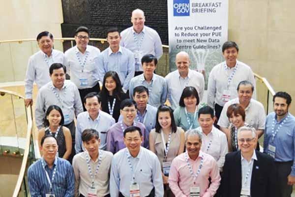 Power Utilisation Effectiveness (PUE) in Singapore