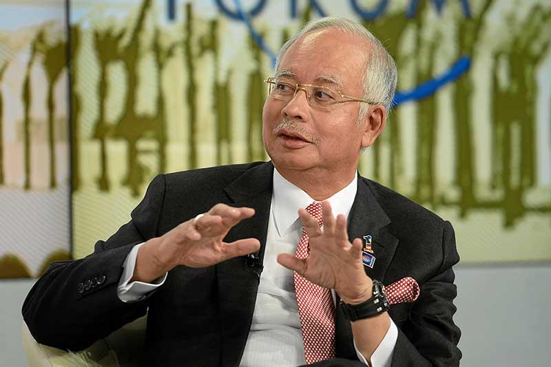 Digital Free Trade Zone launched in Malaysia by PM Najib Razak and Jack Ma