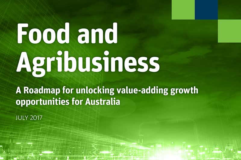 CSIRO's Food & Agribusiness Roadmap looks at emerging technologies to drive future growth