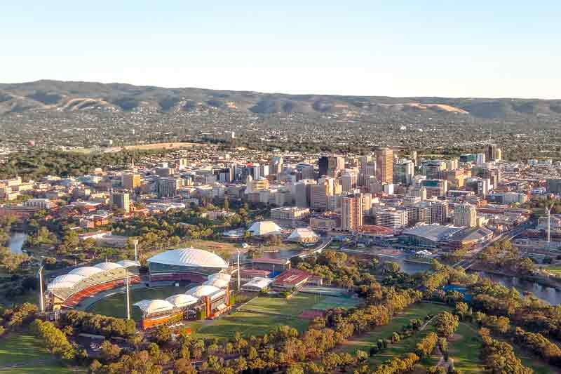 State Government of South Australia creating a digital 3D model of Adelaide CBD and surrounding suburbs