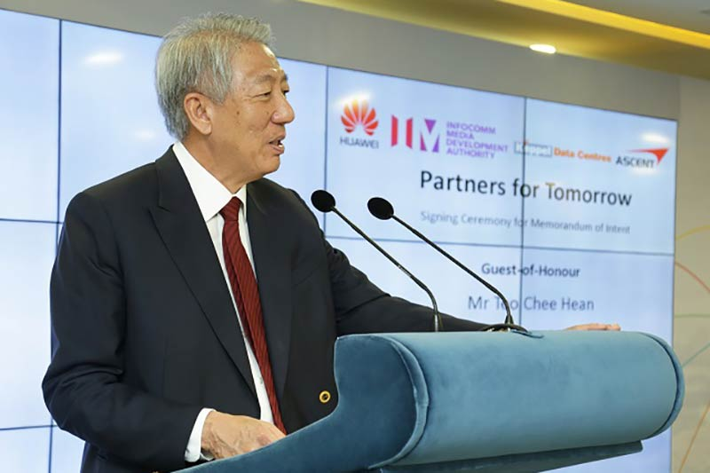 IMDA Singapore seeks to explore high-rise data centres and promote partnerships between MNCs/LLEs & SMEs
