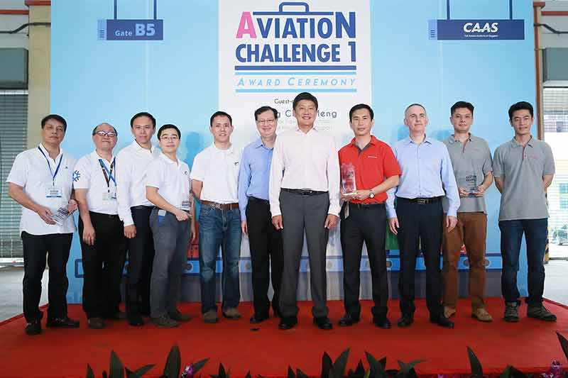 Civil Aviation Authority of Singapore announces winner of first Aviation Challenge to automate baggage handling