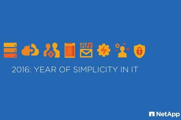 2016 is the Year of Simplicity