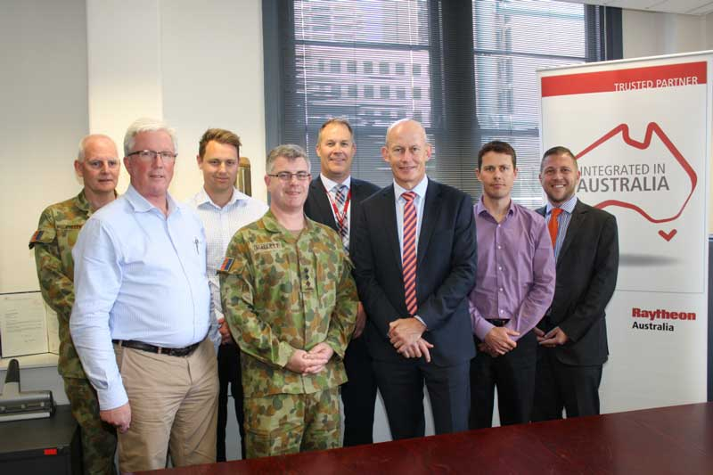 Australian Defence signs AU$12.1 million contract to develop first stage of Short Range Ground Based Air Defence project