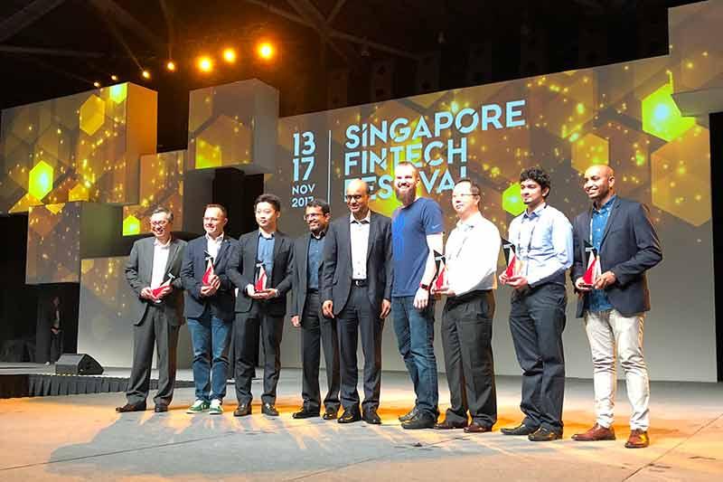 Global FinTech Hackcelerator and 2017 FinTech Award winners announced at Singapore FinTech Festival