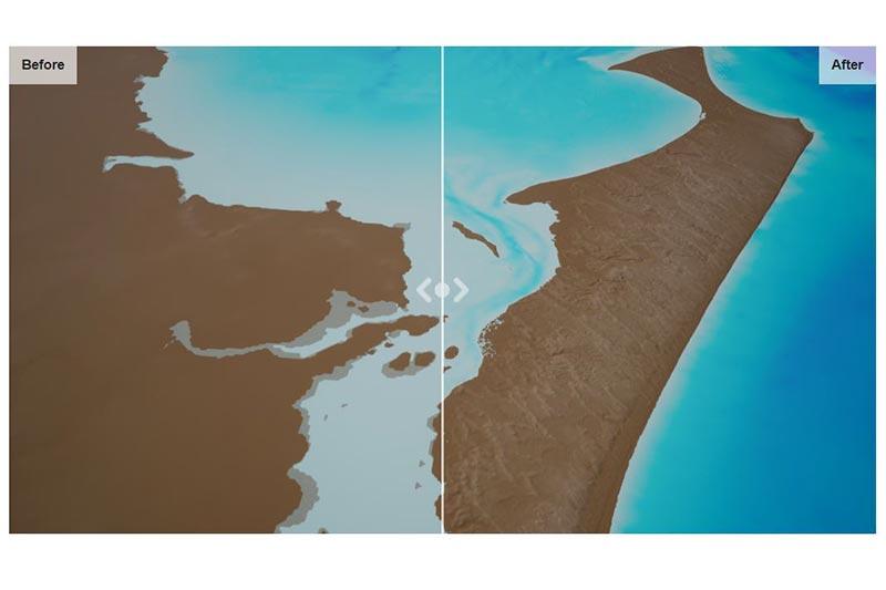 New high-resolution sea floor maps show Great Barrier Reef in unprecedented detail