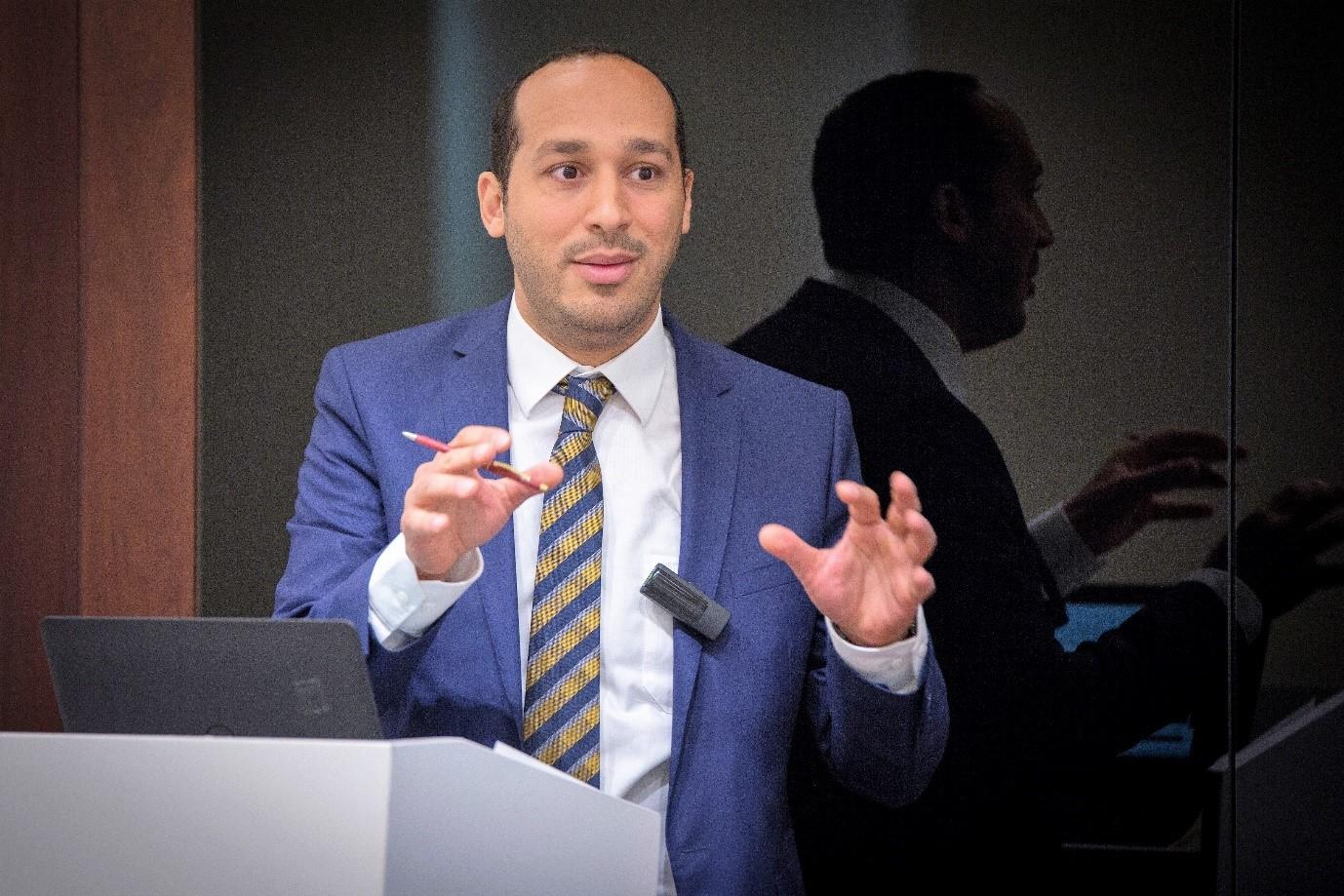 Ahmed Aly Shaban