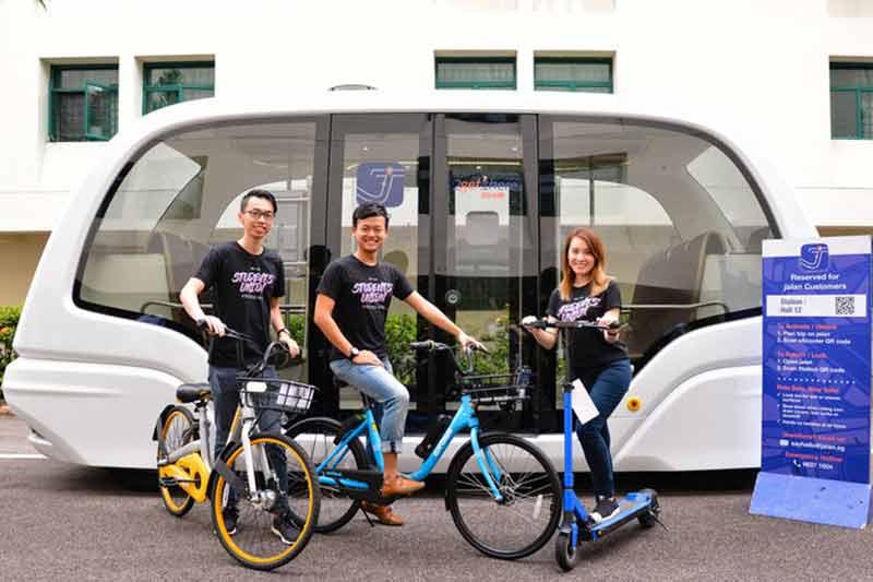 NTU to test Group Rapid Transit autonomous vehicles on Smart Campus by 2019