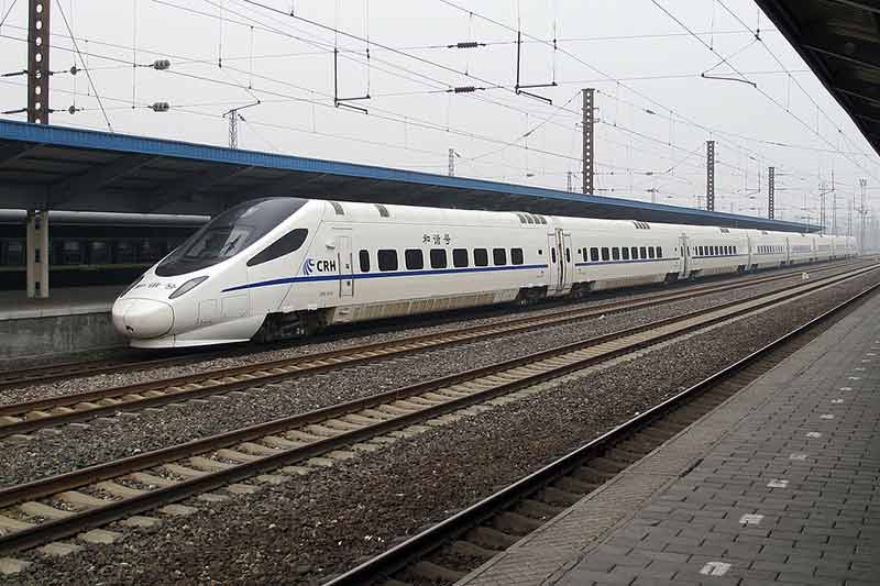 China plans to deploy automated driving system for high-speed railways