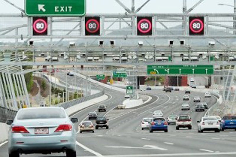 Melbourne implements Managed Motorway Network to manage traffic and improve incident response