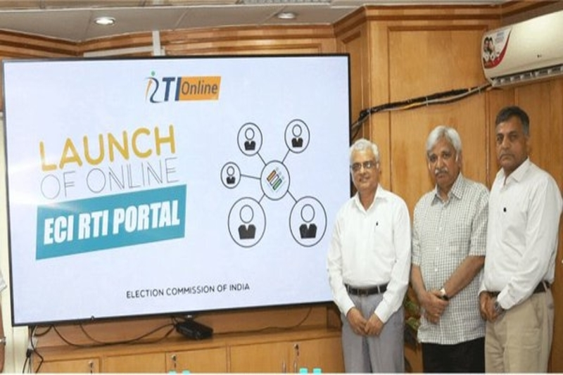 Indian Election Commission launches online Right to Information portal