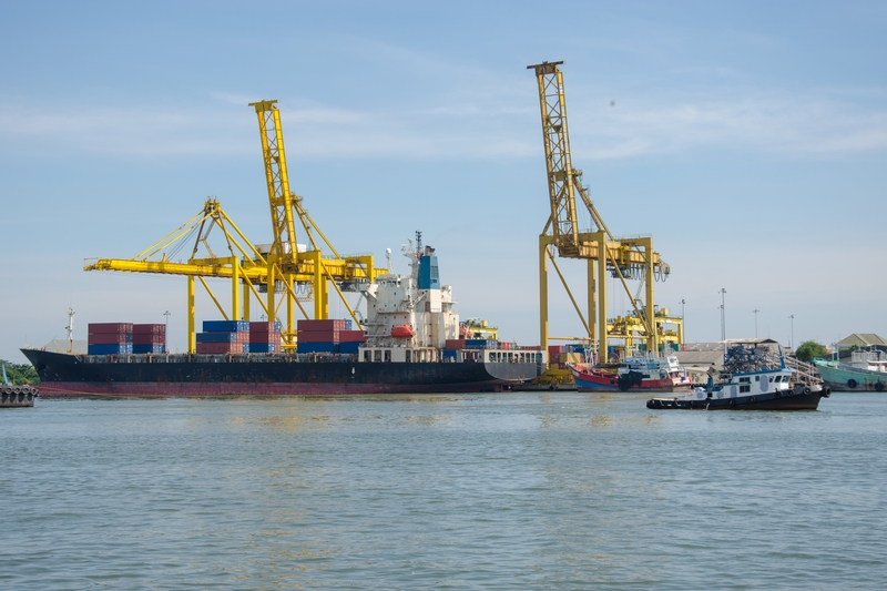 Hong Kong revitalising its container port infrastructure