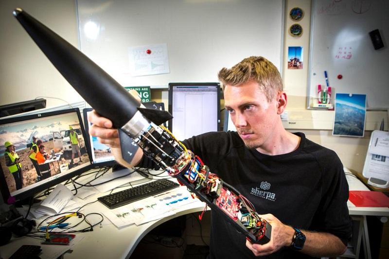 University of Canterbury to improve rocket-launching technology