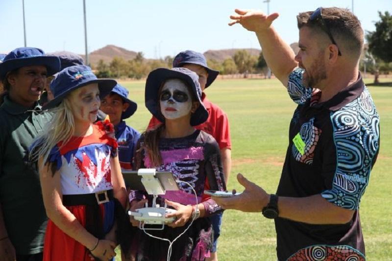Interactive program teaches digital tech to Australian indigenous children