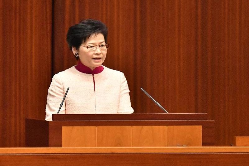 Hong Kong Chief Executive's Policy Address highlights – Part 3