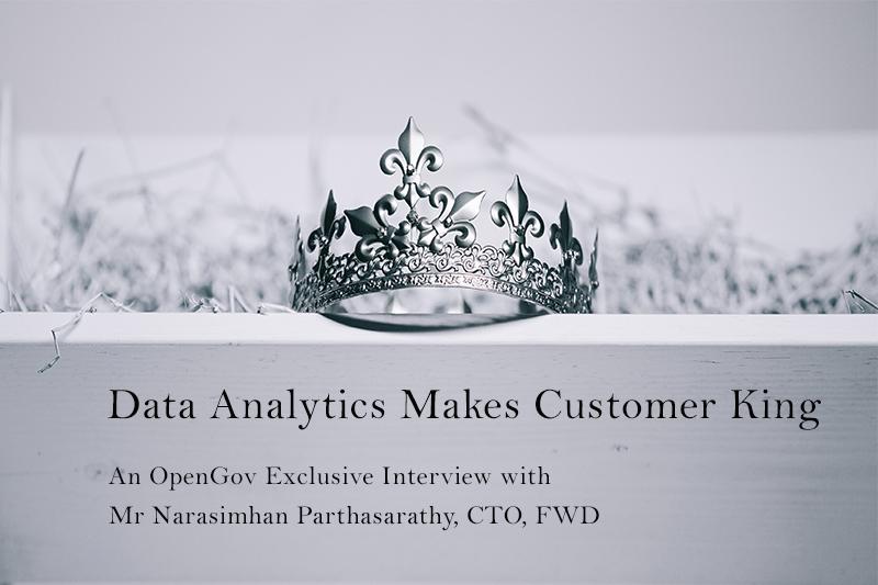 Data analytics makes customer king