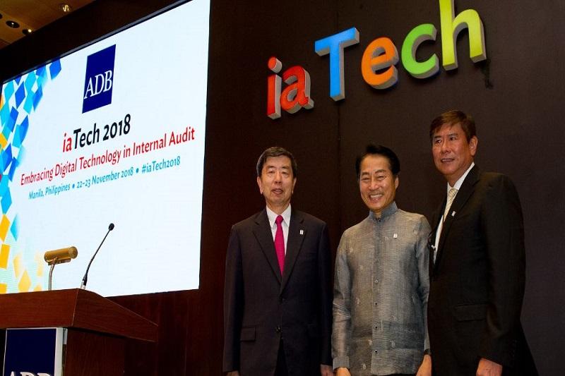 Enhancing internal audit processes through digital technology