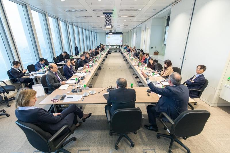HKMA holds high-level Fintech Roundtable | OpenGov Asia